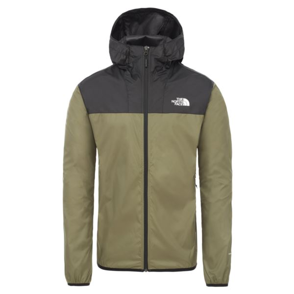 THE NORTH FACE M CYCLONE 2 HDY TNFBLK/BRTOLVGN NF0