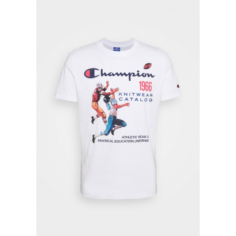 Champion Crewneck T-Shirt 214345-WW006